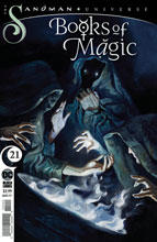 Image: Books of Magic #21 - DC - Black Label