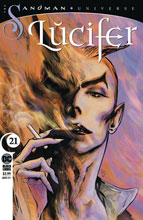 Image: Lucifer #21 - DC - Black Label
