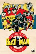 Image: Batman: The Golden Age Omnibus Vol. 08 HC  - DC Comics