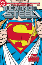 Image: Superman: The Man of Steel Vol. 01 HC  - DC Comics