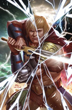 Image: He Man and the Masters of the Multiverse SC  - DC Comics