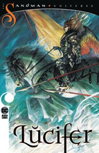 Image: Lucifer Vol. 03: The Wild Hunt SC  - DC - Black Label