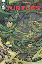 Image: Teenage Mutant Ninja Turtles #107 (cover A - Daniel) - IDW Publishing