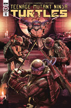 Image: Teenage Mutant Ninja Turtles #107 (incentive 1:10 cover - McArdell) - IDW Publishing