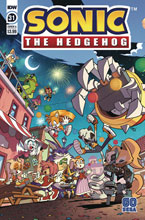 Image: Sonic the Hedgehog #31 (cover A - Yardley) - IDW Publishing