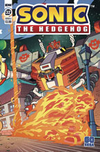 Image: Sonic the Hedgehog #32 (cover A - Yardley) - IDW Publishing