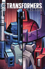 Image: Transformers: Galaxies #10 (cover B - Deer) - IDW Publishing