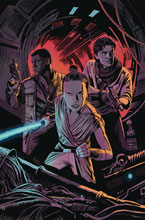 Image: Star Wars Adventures [2020] #2 (cover A - Francavilla) - IDW Publishing