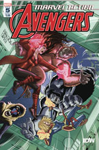 Image: Marvel Action: Avengers [2020] #5 (cover A - Mapa) - IDW Publishing