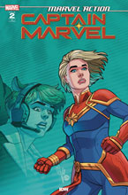Image: Marvel Action: Captain Marvel [2020] #2 (cover A - Boo) - IDW Publishing