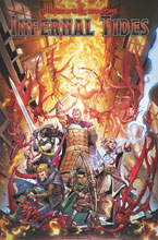 Image: Dungeons & Dragons: Infernal Tides SC  - IDW Publishing