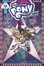 Image: My Little Pony: Friendship Is Magic #91 (cover B - Hickey) - IDW Publishing