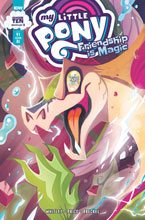 Image: My Little Pony: Friendship Is Magic #91 (incentive 1:10 cover - Justasuta) - IDW Publishing