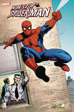 Image: Non-Stop Spider-Man #1 (incentive Hidden Gem 1:100 cover - Lieber) - Marvel Comics