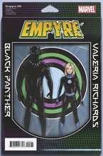 Image: Empyre #5 (variant Action Figure 2-Pack cover - Christopher)  [2020] - Marvel Comics