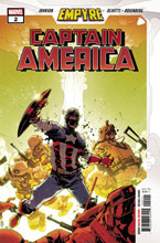 Image: Empyre: Captain America #2 - Marvel Comics
