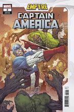 Image: Empyre: Captain America #2 (variant cover - Luke Ross) - Marvel Comics