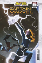 Image: Captain Marvel #20 (EMP) (variant Empyre cover - Dekal) - Marvel Comics