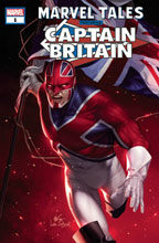 Image: Marvel Tales: Captain Britain #1 - Marvel Comics