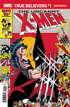 Image: True Believers: X-Men - Scalphunter #1 - Marvel Comics