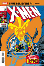 Image: True Believers: X-Men - Havok #1 - Marvel Comics