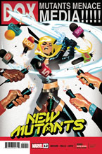 Image: New Mutants #12 - Marvel Comics