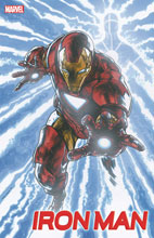 Image: Iron Man Annual #1 (variant cover - Charest) - Marvel Comics