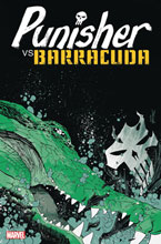 Image: Punisher vs. Barracuda #3 (variant cover - Shalvey) - Marvel Comics