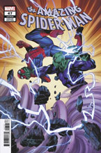 Image: Amazing Spider-Man #47 (variant cover - Bagley) - Marvel Comics