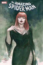 Image: Amazing Spider-Man #48 (variant Living Vampire cover - Lopez) - Marvel Comics