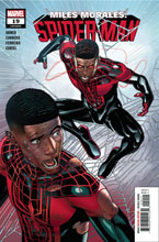 Image: Miles Morales: Spider-Man #19 (OUT) - Marvel Comics