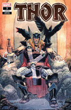 Image: Thor #7 (variant cover - Klein) - Marvel Comics