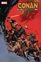 Image: Conan the Barbarian #17 (incentive 1:25 cover - De La Torre) - Marvel Comics