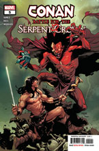 Image: Conan: Battle for the Serpent Crown #5 - Marvel Comics