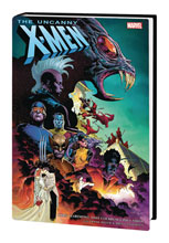 Image: Uncanny X-Men Omnibus Vol. 03 HC  (new printing) (main cover - Opena) - Marvel Comics