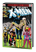 Image: Uncanny X-Men Omnibus Vol. 03 HC  (new printing) (variant DM cover - Smith) - Marvel Comics