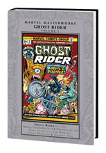 Image: Marvel Masterworks: Ghost Rider Vol. 02 HC  - Marvel Comics