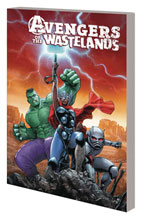 Image: Avengers of the Wastelands SC  - Marvel Comics