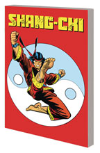 Image: Shang-Chi: Earth's Mightiest Martial Artist SC  - Marvel Comics