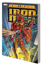 Image: Heroes Reborn: Iron Man SC  (new printing) - Marvel Comics