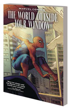Image: Marvel Comics: World Outside Your Window SC  - Marvel Comics