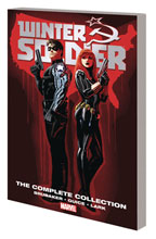 Image: Winter Soldier by Ed Brubaker Complete Collect SC  (new printing) - Marvel Comics