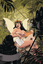 Image: Bettie Page #1 (variant cover - Kano virgin) - Dynamite