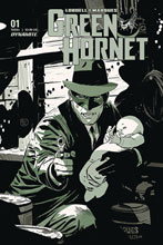 Image: Green Hornet Vol. 03 #1 (cover A - Weeks)  [2020] - Dynamite