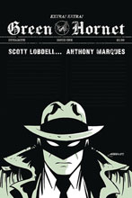 Image: Green Hornet #1 (cover E - Marques) - Dynamite