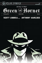 Image: Green Hornet #1 (signed Atlas edition - Marques) - Dynamite