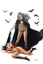 Image: Vampirella Vol. 05 #12 (incentive 1:30 cover - Gunduz virgin) - Dynamite