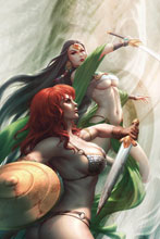 Image: Red Sonja: Age of Chaos #6 (incentive 1:25 cover - Kunkka virgin) - Dynamite