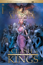 Image: George R.R. Martin's A Clash of Kings #6 (cover A - Miller) - Dynamite