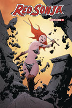 Image: Red Sonja Vol. 05 #17 (cover A - Lee) - Dynamite